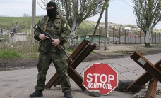 Ukrainian soldier in Donbas (archive)