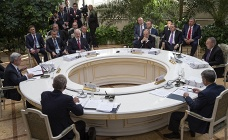 A session of the Supreme Eurasian Economic Council at the level of Heads of State in Moscow (archive)