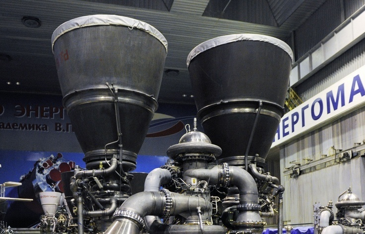 US to buy 60 Russian rocket engines worth $1 bln — company